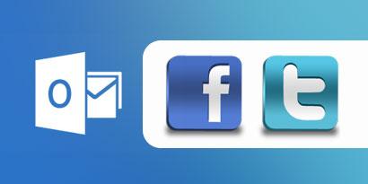 Imagem de Outlook.com: como integrá-lo ao Facebook e ao Twitter no site TecMundo