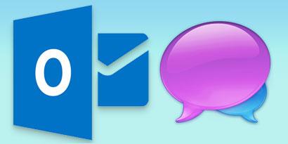 Imagem de Outlook.com: como salvar o histórico do bate-papo no site TecMundo