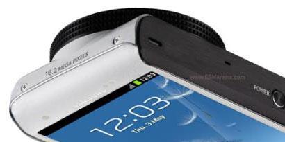 Imagem de Samsung estaria trabalhando em câmera baseada no Galaxy S3 no site TecMundo