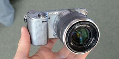 Imagem de Sony apresenta a câmera fotográfica mirrorless NEX-5R no site TecMundo