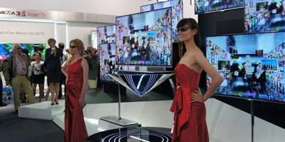 Imagem de LG apresenta TV OLED mais fina do mundo no site TecMundo