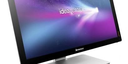 Imagem de Lenovo anuncia computadores all-in-one IdeaCentre com Windows 8 no site TecMundo