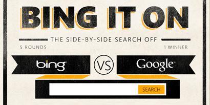 Imagem de Bing desafia Google: qual é o melhor buscador? [atualizado] no site TecMundo