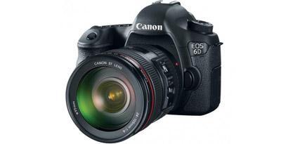Imagem de Canon EOS 6D: a câmera Full Frame mais barata do mercado no site TecMundo