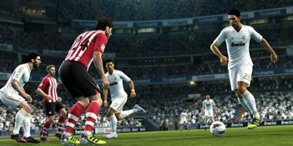 Imagem de Análise: Pro Evolution Soccer 2013 [vídeo] no site TecMundo