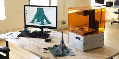 Imagem de Projeto de impressora 3D econômica atinge objetivo no Kickstarter em menos de 24 horas [vídeo] no site TecMundo