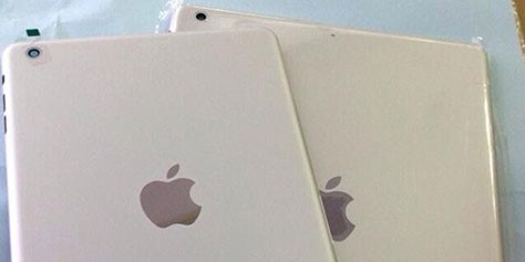 Imagem de Novas imagens mostram suposta case do iPad 5 no site TecMundo