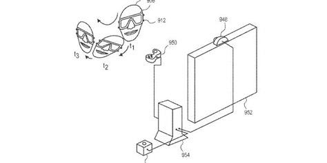 Imagem de Patente da Sony traz óculos que ajustam iluminação de acordo com o ambiente no site TecMundo