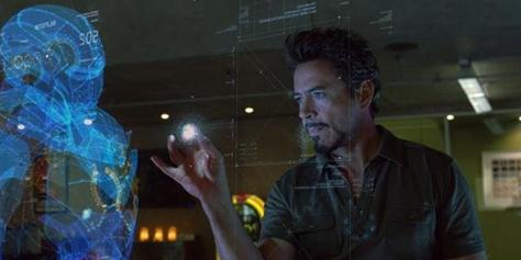 Imagem de Homem de Ferro da vida real quer criar foguetes usando apenas gestos no site TecMundo