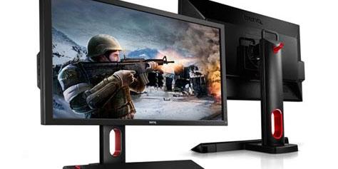 Imagem de XL2720T: BenQ lança no Brasil monitor gamer profissional da série XL no site TecMundo