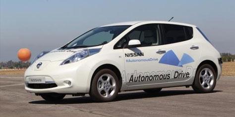 Imagem de Nissan promete lançar diversos carros com direção autônoma até 2020 no site TecMundo