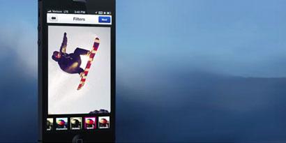 Imagem de Flickr para iOS recebe filtros e ferramentas de edição em atualização no site TecMundo