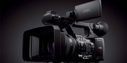 Imagem de Sony AX1, a nova câmera de mão da Sony que filma em 4K no site TecMundo