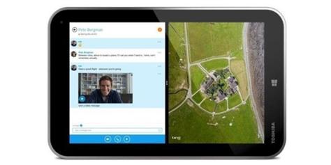 Imagem de Toshiba anuncia tablet Encore de 8 polegadas no site TecMundo