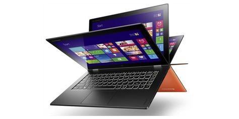 Imagem de Lenovo apresenta ultrabook Yoga 2 Pro na IFA 2013 no site TecMundo