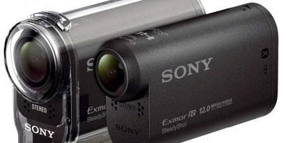 Imagem de Sony lança segunda geração da Action Cam com GPS e 16 MP no site TecMundo