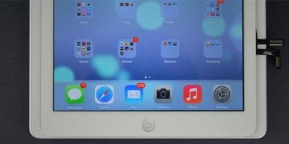 Imagem de Novas imagens do iPad 5 e do iPad mini 2 revelam design dos aparelhos no site TecMundo