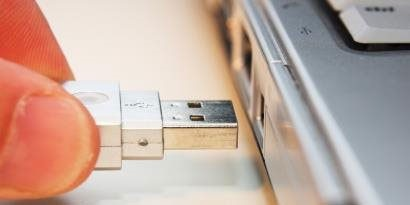 Imagem de Camisinha USB: dispositivo evita que dados do seu gadget sejam roubados no site TecMundo