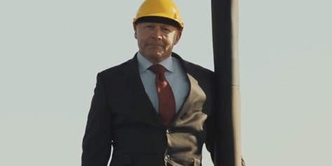 Imagem de Presidente da Volvo arrisca a vida para provar resistência de novo caminhão no site TecMundo
