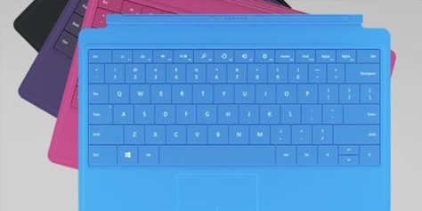 Imagem de Touch Cover 2, Type Cover 2 e Power Cover: tudo sobre as capas do Surface 2 no site TecMundo