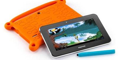 Imagem de Ypy Kids, o tablet da Positivo para o Dia das Crianças no site TecMundo