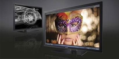 """Imagem de Sharp lança TV LCD de 32"""" com resolução 4k no site TecMundo"""