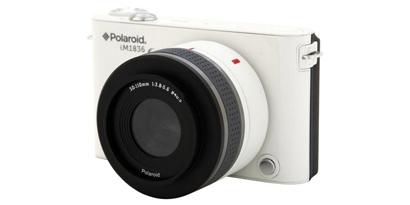 Imagem de Polaroid iM1836: Android e lentes intercambiáveis em uma câmera de US$ 400 no site TecMundo