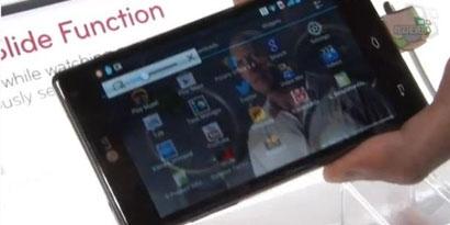 Imagem de Nossas primeiras impressões sobre o LG Optimus G no site TecMundo