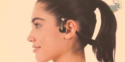 Imagem de Fone da Panasonic usa condução óssea para permitir que você escute música no site TecMundo