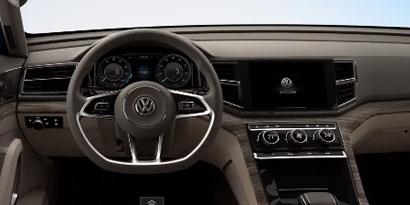 Imagem de Carro da Volkswagen sairá de fábrica com iPad mini no site TecMundo