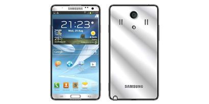 Imagem de Galaxy Note 3 poderá ter processador de oito núcleos e tela maior no site TecMundo