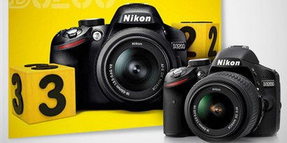 Imagem de Análise: câmera DSLR Nikon D3200 [vídeo] no site TecMundo