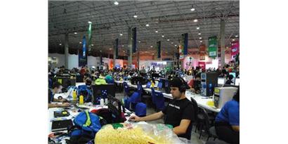 Imagem de Estresse já levou 250 pessoas à enfermaria da Campus Party no site TecMundo