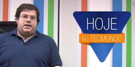 Imagem de Hoje no Tecmundo: 03/10/2013 [vídeo] no site TecMundo