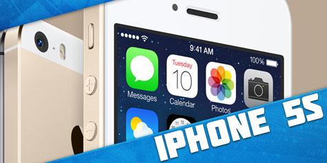 Imagem de Análise: smartphone iPhone 5S [vídeo] no site TecMundo