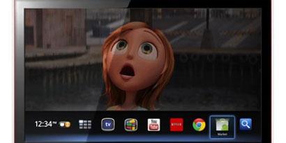 """Imagem de Google TV pode virar """"Android TV"""" em breve no site TecMundo"""