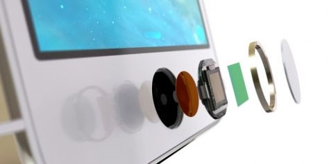 Imagem de iPad 5 terá sensor Touch ID, indica imagem publicada em site no site TecMundo