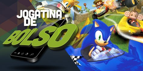 Imagem de Jogatina de Bolso: Sonic & Sega All-Star Racing [vídeo] no site TecMundo