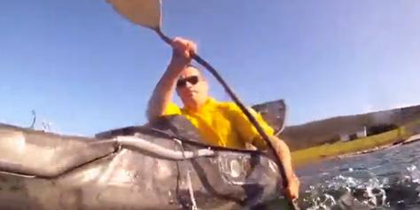 Imagem de Subo, o fantástico híbrido entre caiaque e submarino [vídeo] no site TecMundo