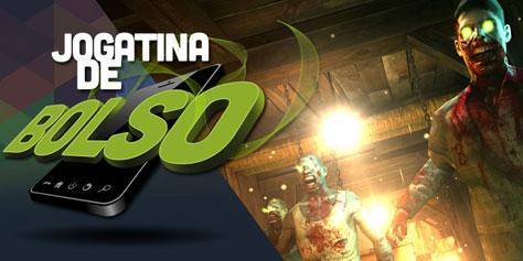 Imagem de Jogatina de Bolso: Dead Trigger 2 [vídeo] no site TecMundo