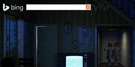 Imagem de Bing deseja Feliz Dia das Bruxas com show de referências ao terror no site TecMundo