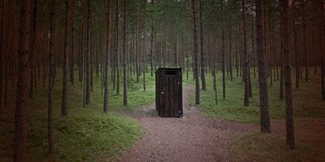 Imagem de 20 imagens assustadoras encontradas no Google Street View no site TecMundo