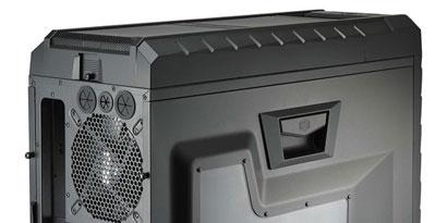 Imagem de HAF XM: Gabinete da Cooler Master permite utilização de até 9 HD ou SSD no site TecMundo