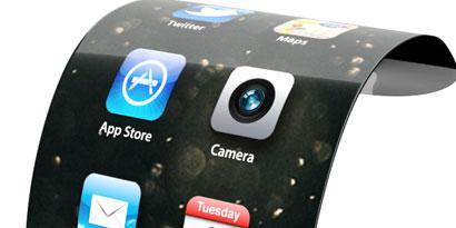 Imagem de Apple deve lançar iWatch antes de televisor iTV no site TecMundo