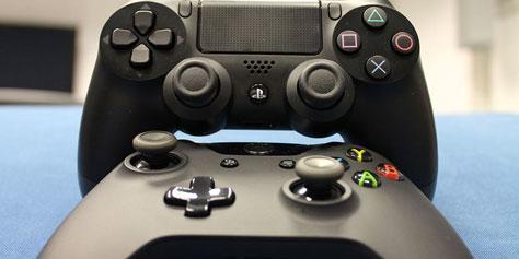 Imagem de Veja a comparação de tamanho entre o PS4 e o Xbox One com consoles reais no site TecMundo