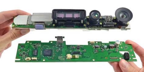 Imagem de Veja como é o Kinect 2.0 por dentro no site TecMundo