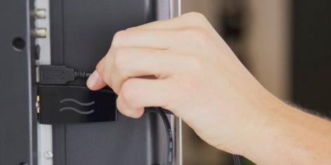 Imagem de AIRTAME: descubra o HDMI sem fio [vídeo] no site TecMundo