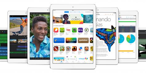 Imagem de iPad Air deve chegar ao Brasil a partir de R$ 1.749 no site TecMundo