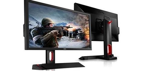 Imagem de Análise: testamos o monitor BenQ XL2720T, especialmente voltado para gamers no site TecMundo