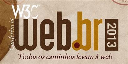 Imagem de Começa hoje a conferência Web.br 2013; saiba mais sobre o evento no site TecMundo
